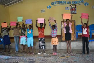 Met onderwijs hebben kinderen een toekomst