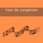 Voor de zangleider
